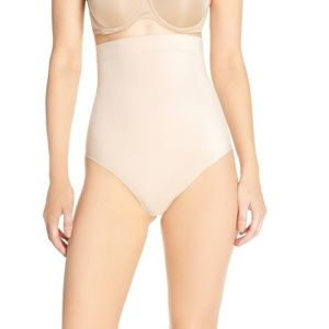 SPANX Suit Your Fancy High Waist Thong